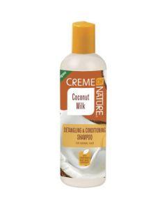 CON CM Detangling Conditioning Shampoo 12oz.