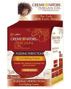 CON Argan Oil Pudding Perfection 1.75oz. 12Pcs. SALE