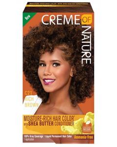 CON Liquid Hair Color Rich Brown C21