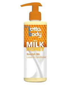 Lotta Body Milk & Honey Leave-In Conditioner 8oz.