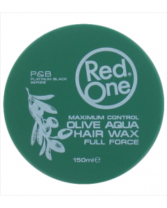 Red One Wax # Olive