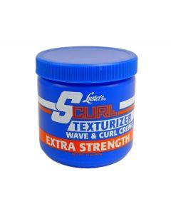 S-Curl Texturizer Cream 16oz. Extra