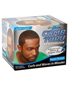 S-Curl Comb Thru Texturizer Kit Regular