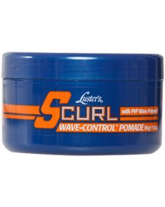 S-Curl Wave Control Pomade 3oz.
