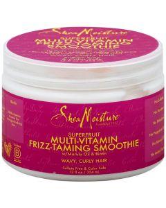 Shea Moisture SFC Frizz-Taming Smoothie 12oz.