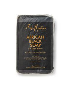 Shea Moisture African Black Soap 8oz.