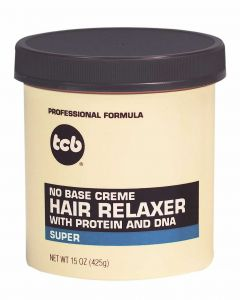 TCB Creme Relaxer 15oz. Super